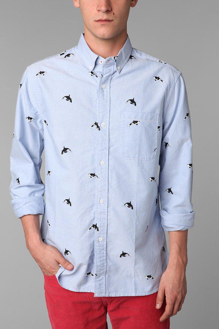 37eb8eed1e683 Orca Killer Whale Shirt Urban Outfitters