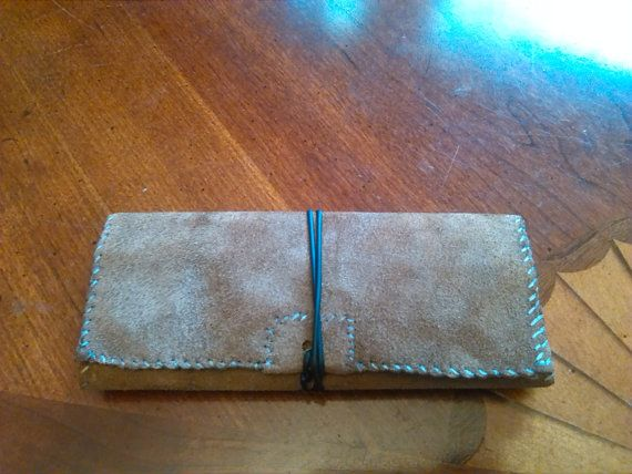 Faux Leather Tobacco Pouch Fairy