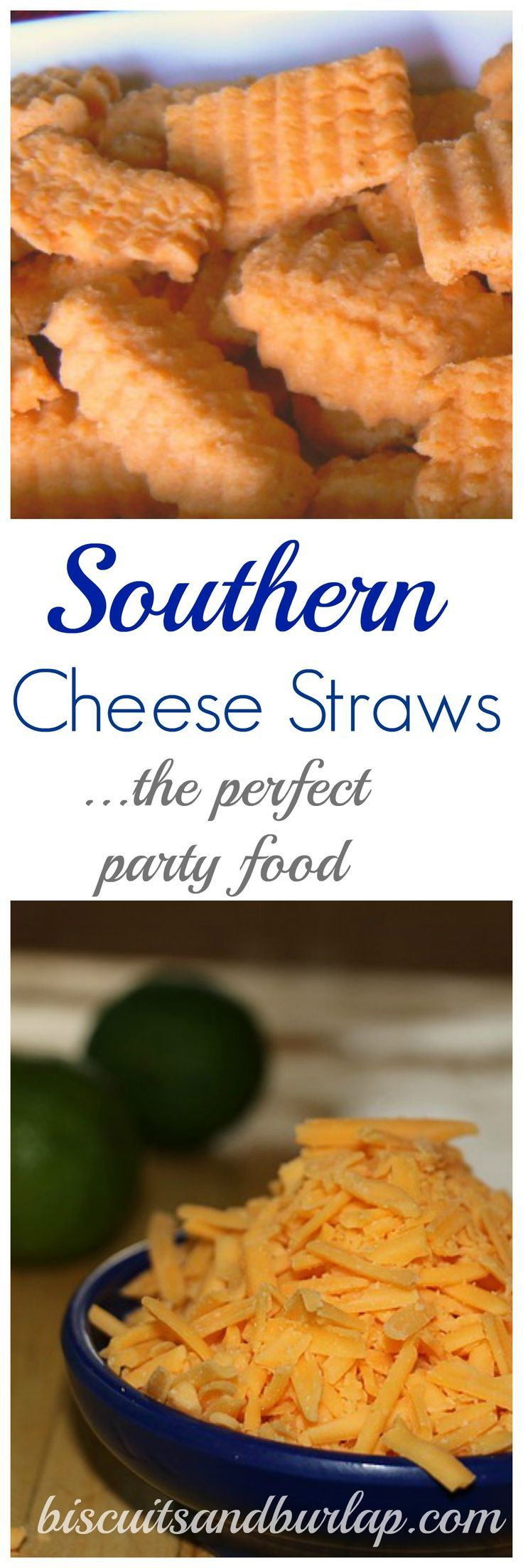 Photo of Southern Cheese Straws