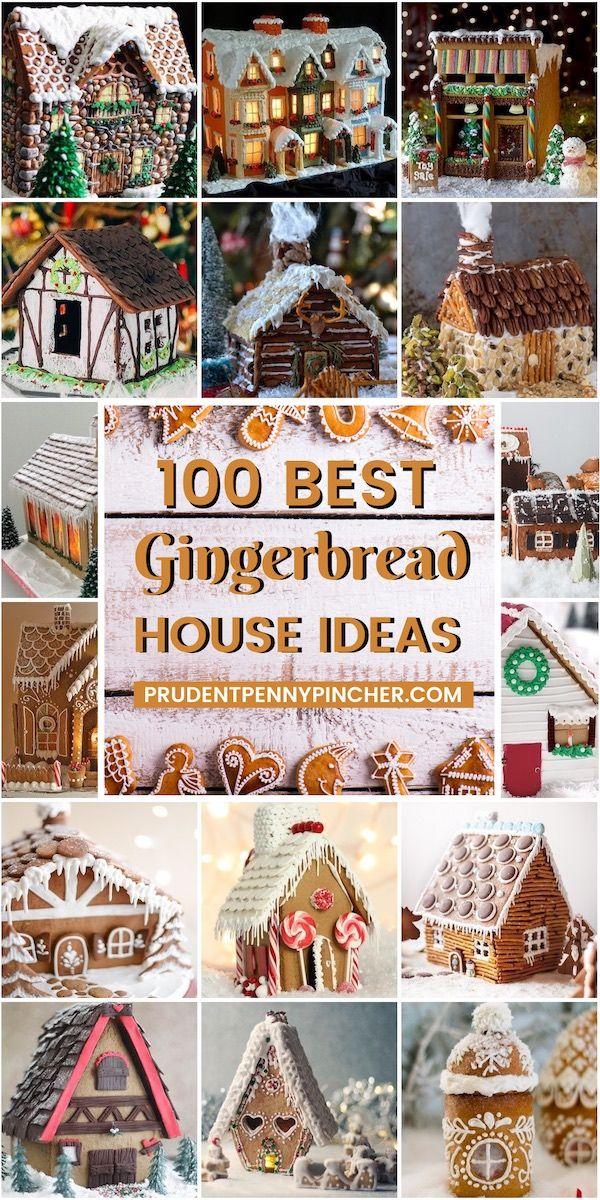 100 Best Gingerbread House Ideas