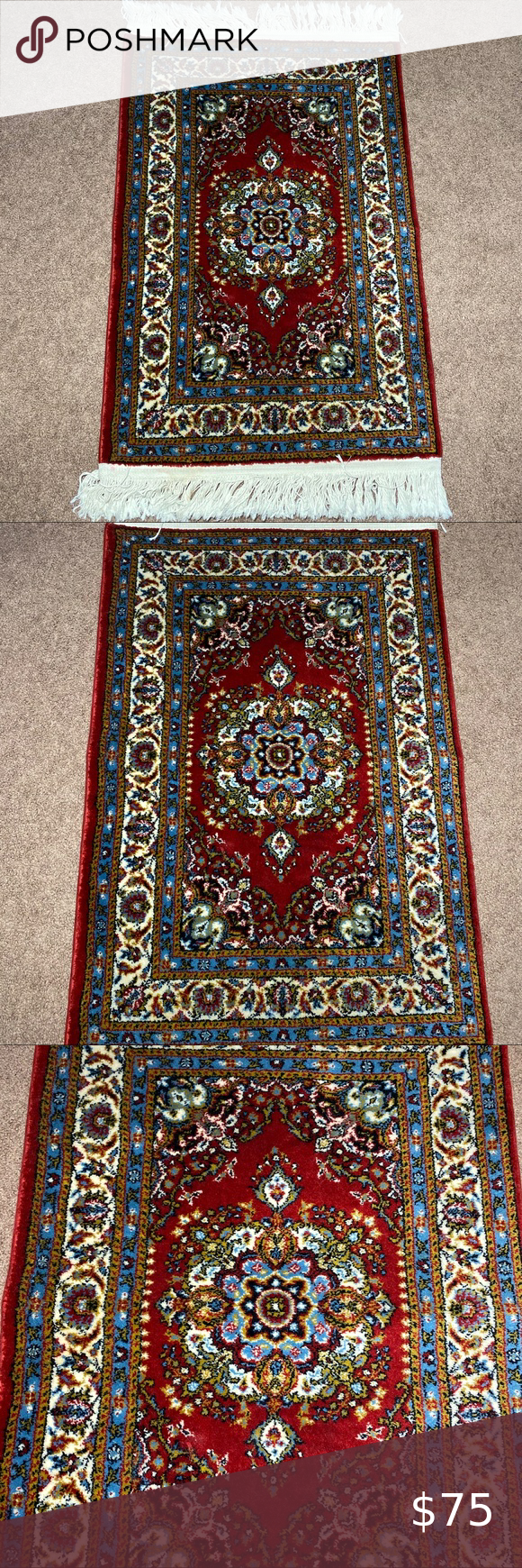 Moren Oriental Turkish Rug Wool Blend