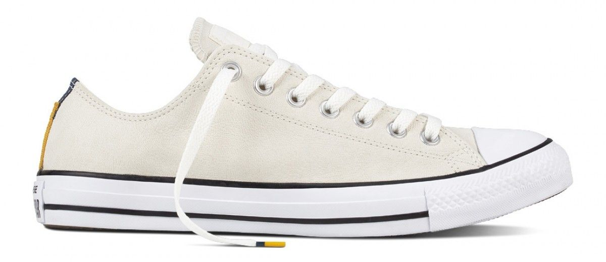 f8ceafa36895 Converse Chuck Taylor All Star Low Top Egret Black White