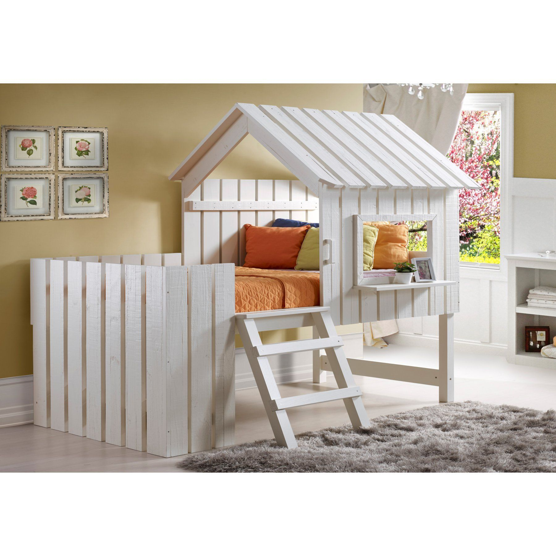 Donco Kids Twin Cabana Youth Loft Bed In 2018 Products Pinterest