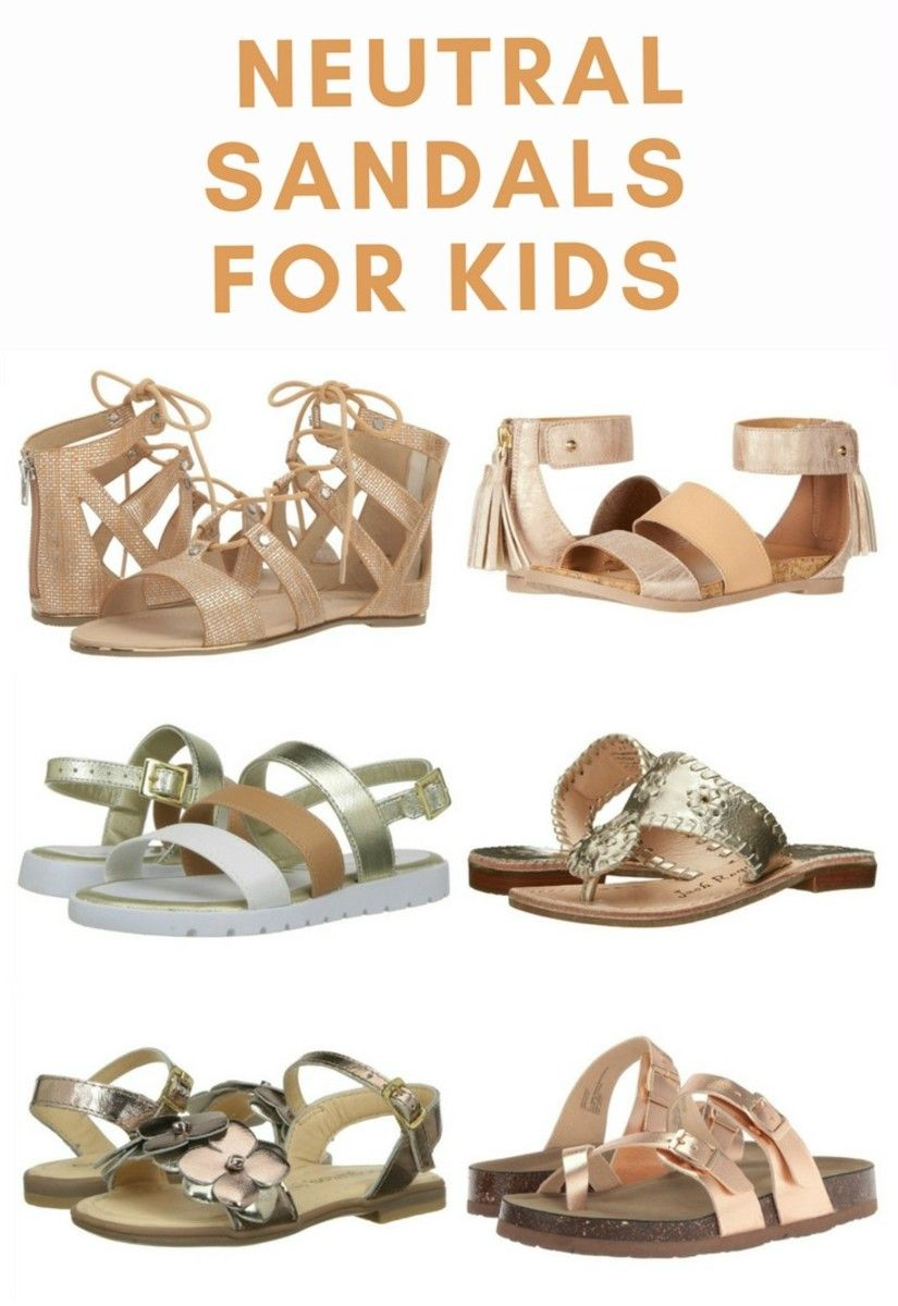 Must-Have Spring Sandals for Girls