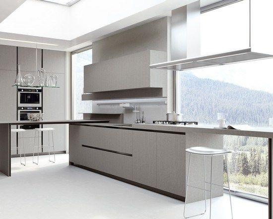 kitchen intriguing idea applied italian kitchen cabinets blue ...