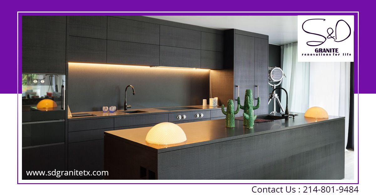 Kitchen And Bathroom Remodeling Rowlett In Texas Modern Kitchen Design Minimalist Kitchen Cabinets Kitchen Design Trends
