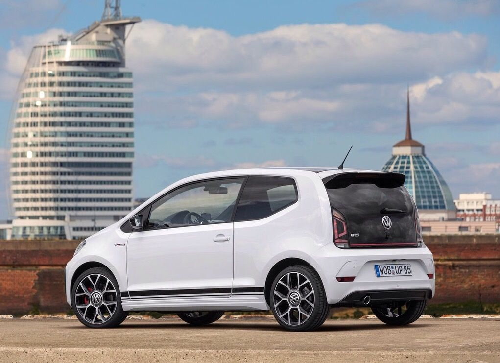 New Gti Model By Vw As A Concept Car The Up Gti A Circle Closes