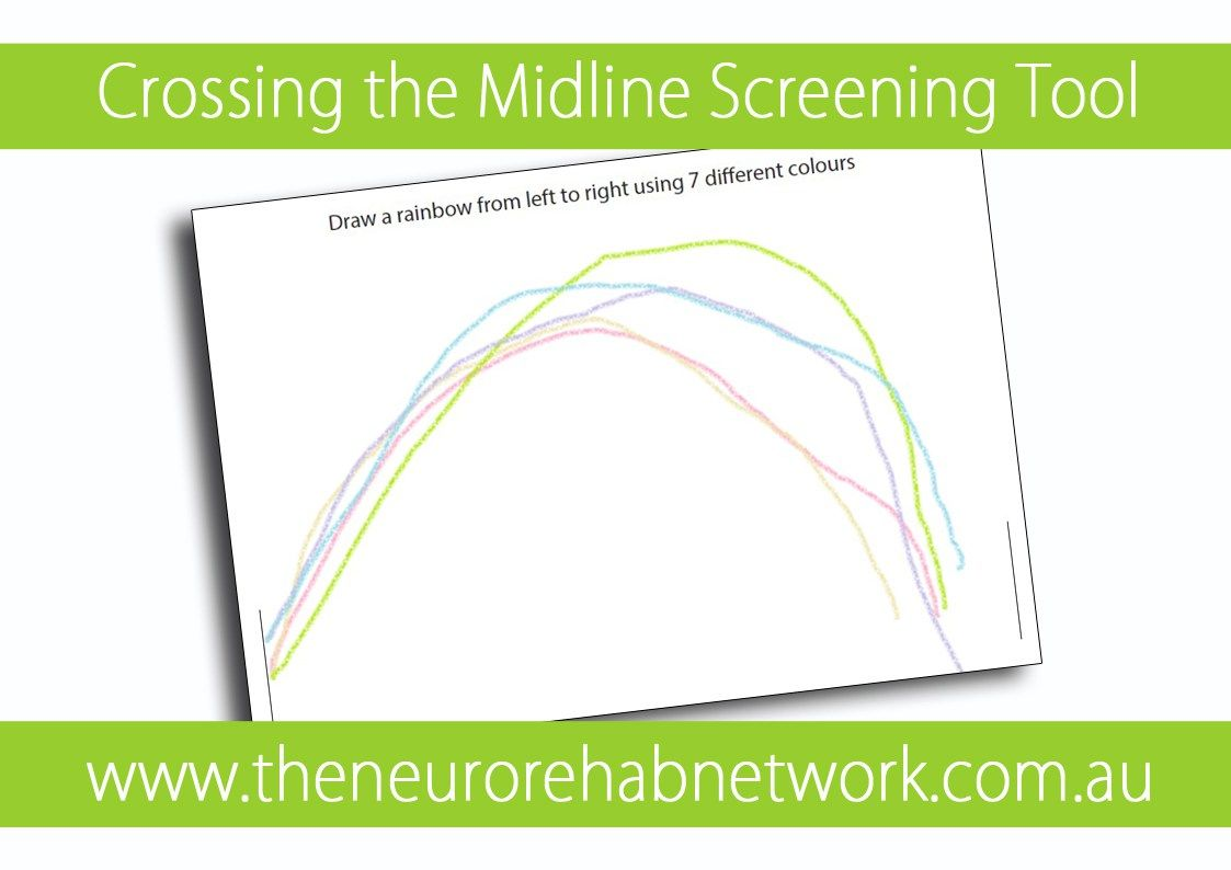 Crossing The Midline Screening Tool For Students With Fine
