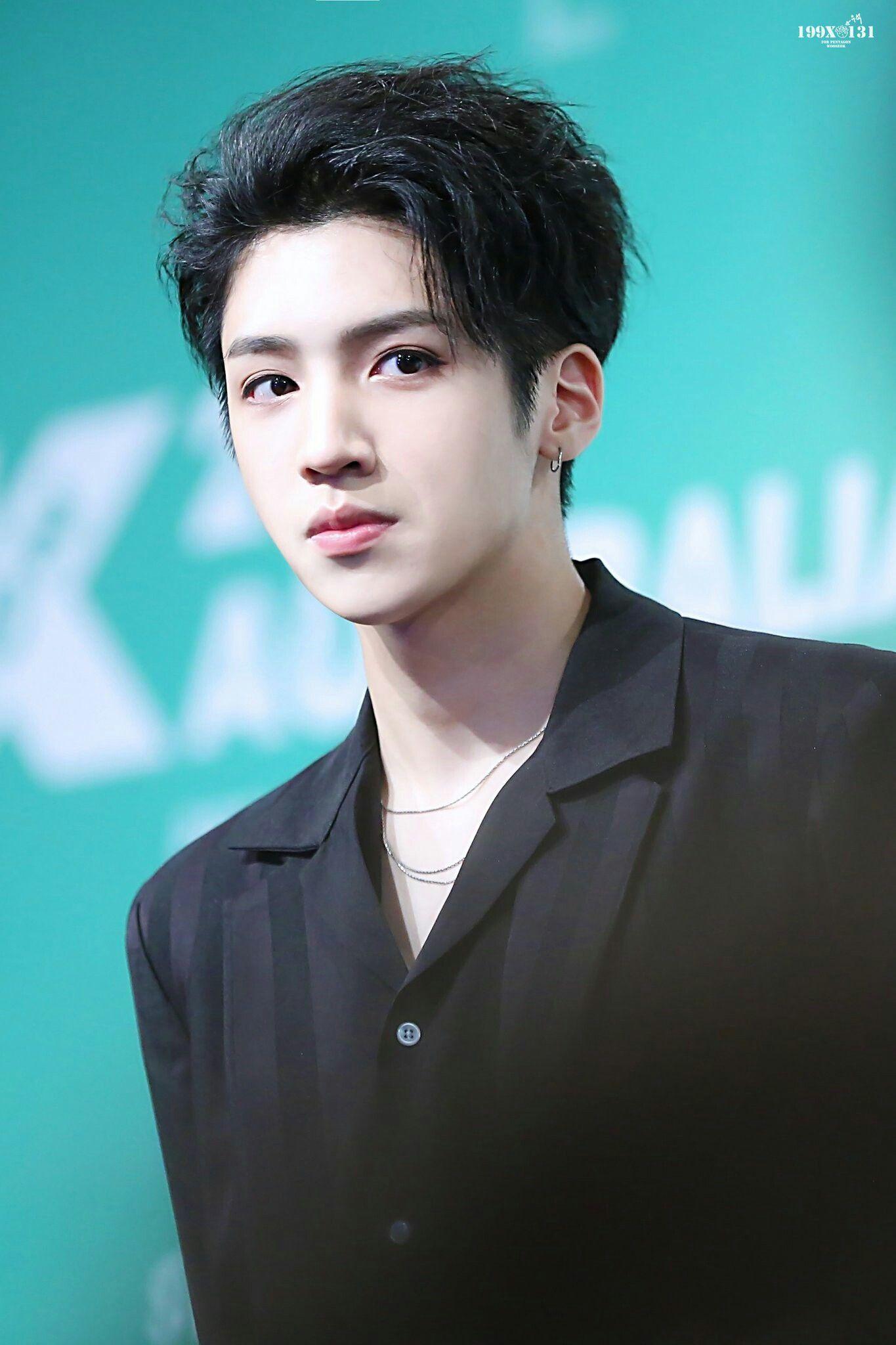 Pentagon Jung Wooseok Wooseok Pinterest Kpop Idol