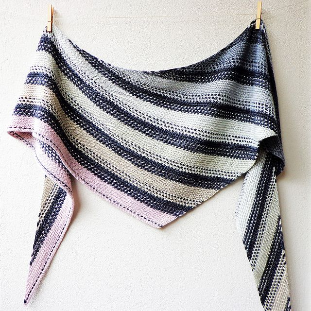 Stone Layers pattern by Lisa Hannes | Knit crochet | Pinterest ...