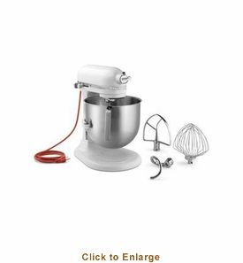 Kitchenaid Kitchenaid 8 Qt Com Nsf Bowl Lift Stand Mixer Made In