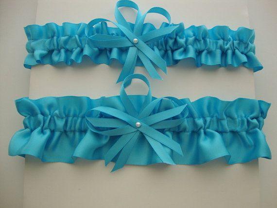 Lime Green and Coral Wedding Garter Set Bridal Garter Set Your Choice, Single or Set