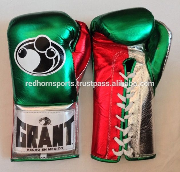 Pro Boxing Gloves Grant Mexican Gloves Custom Logos Are Accepted Grant Boxing Gloves Boxing Gloves Gloves