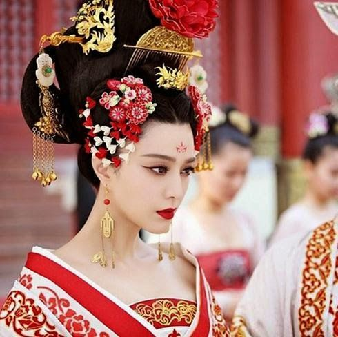 Makeup In Ancient China Women Were Expected To Go To