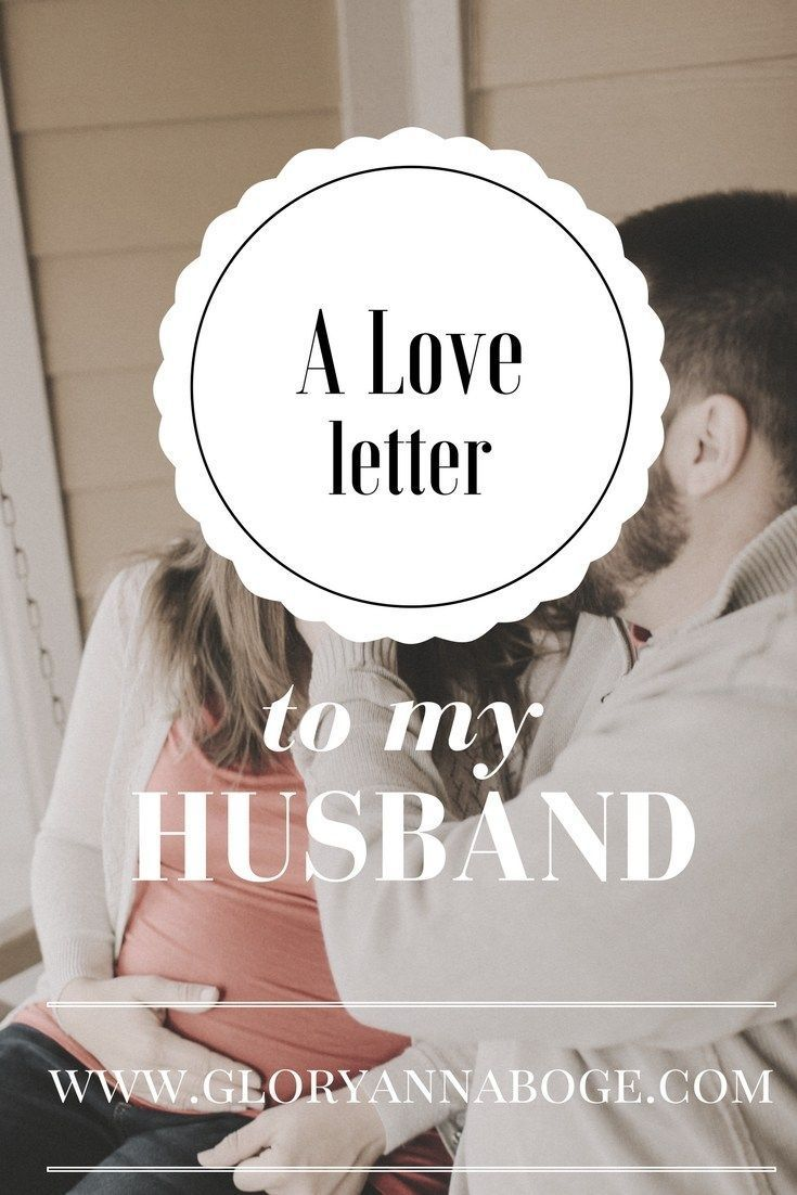 A Love Letter to My Husband | How To Work A Long Distance
