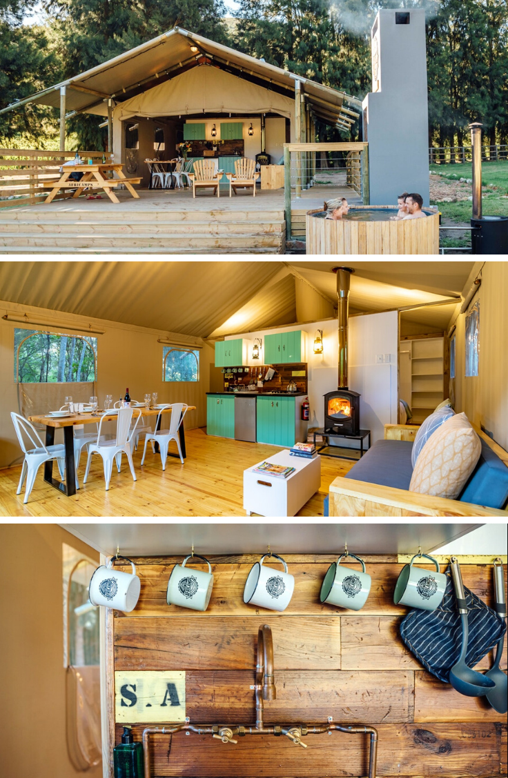Kokoriba Game Reserve North West South Africa Caravaning Camping Campsites Self Catering Chalets Ac Game Reserve Holiday Resort Chalet