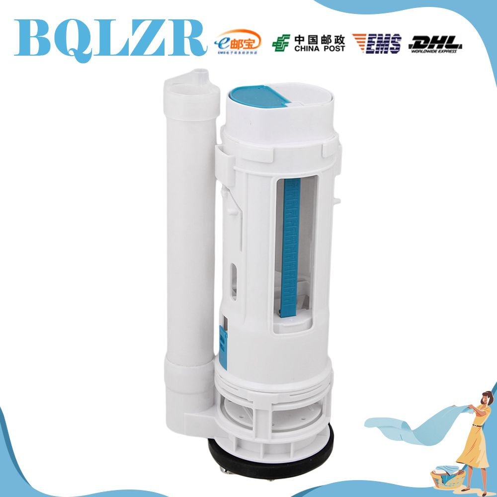 Bqlzr Toilet Cistern Dual Flush Push On Valve 25cm Height Water Saving Type Affiliate