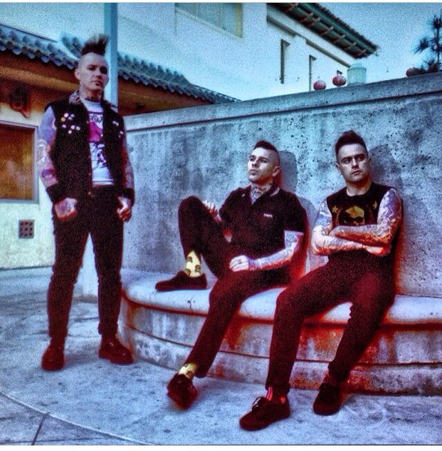 TIGER ARMY   Much music, Psychobilly, Music artists