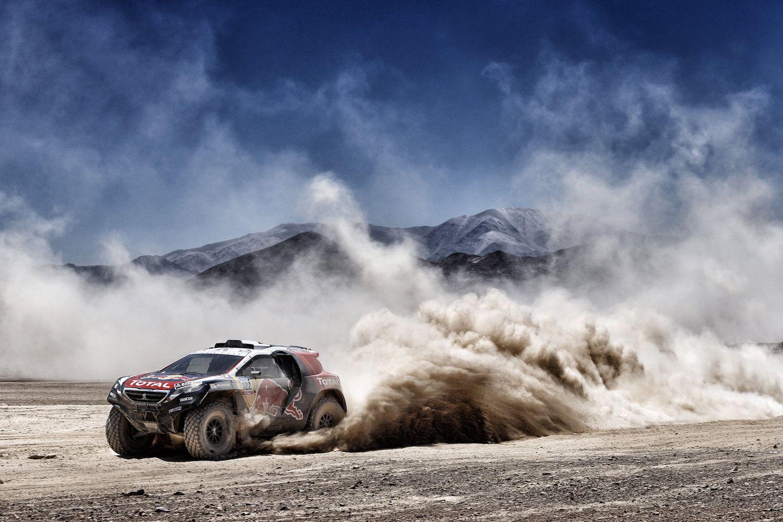 Die Beeindruckendsten Fotos Der Rallye Dakar 2015 Aus Sudamerika
