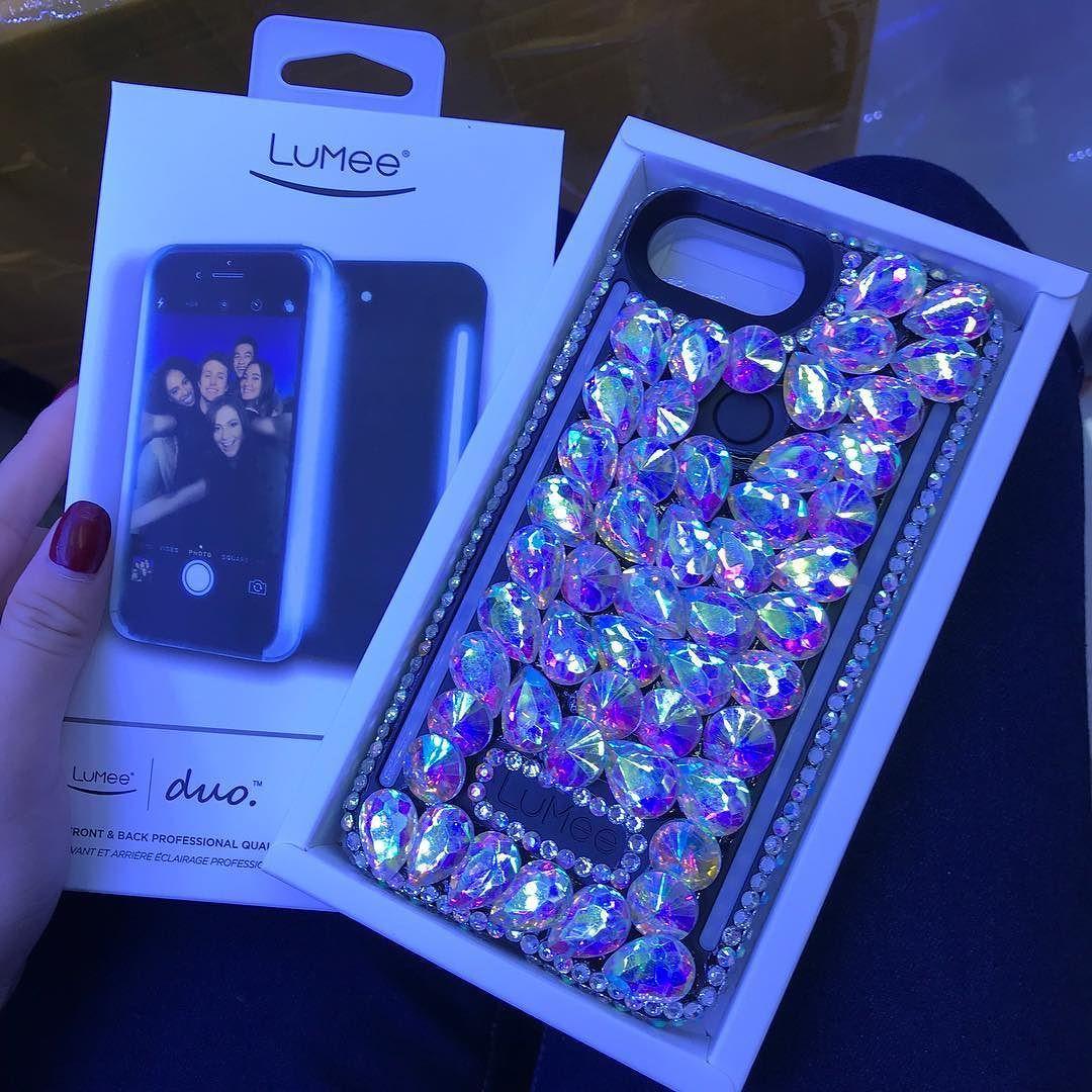 best service de68b 3cdce Customized rhinestone Lumee camera Led bulbs for iPhone 5 6 7 6plus ...