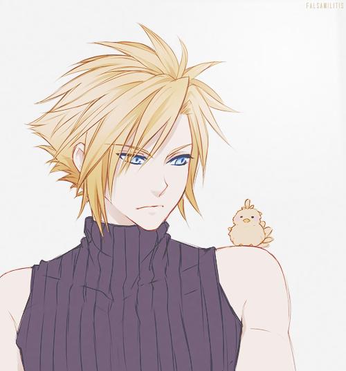 Cloud Strife Final Fantasy Vii Final Fantasy Vii Cloud Final Fantasy Art Final Fantasy Cloud
