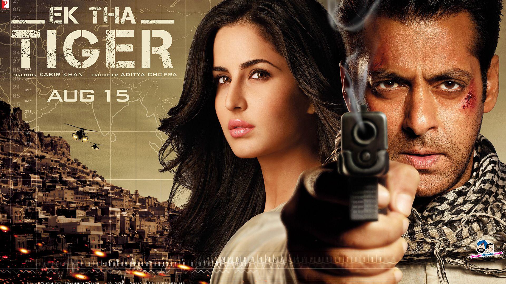 Ek Tha Tiger 2012 Cine Bollywood Ek Tha Tiger Peliculas Online Gratis Cine Online