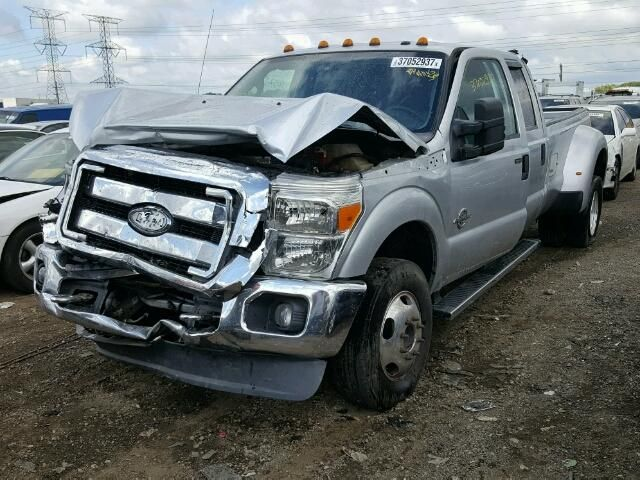 Salvage 2016 Ford F350 Work Truck Salvage Pickup Trucks