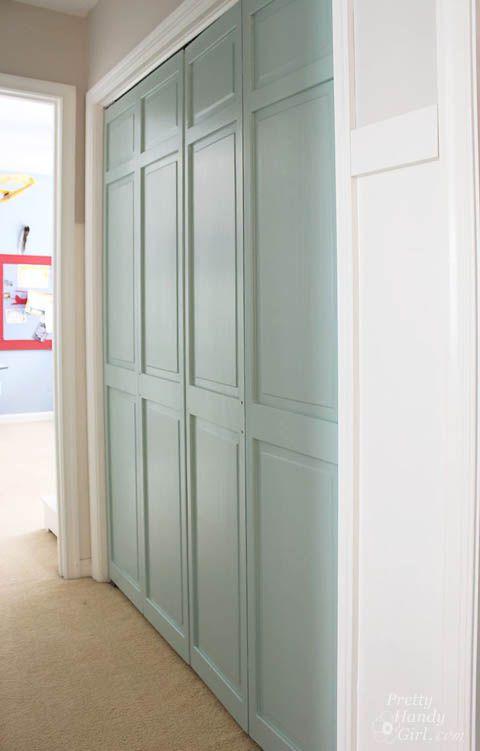 Neue Schrank Turen Haus Pinterest Closet Doors Doors Und Home