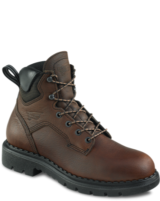 Boots, Steel toe work boots, Red wing shoes