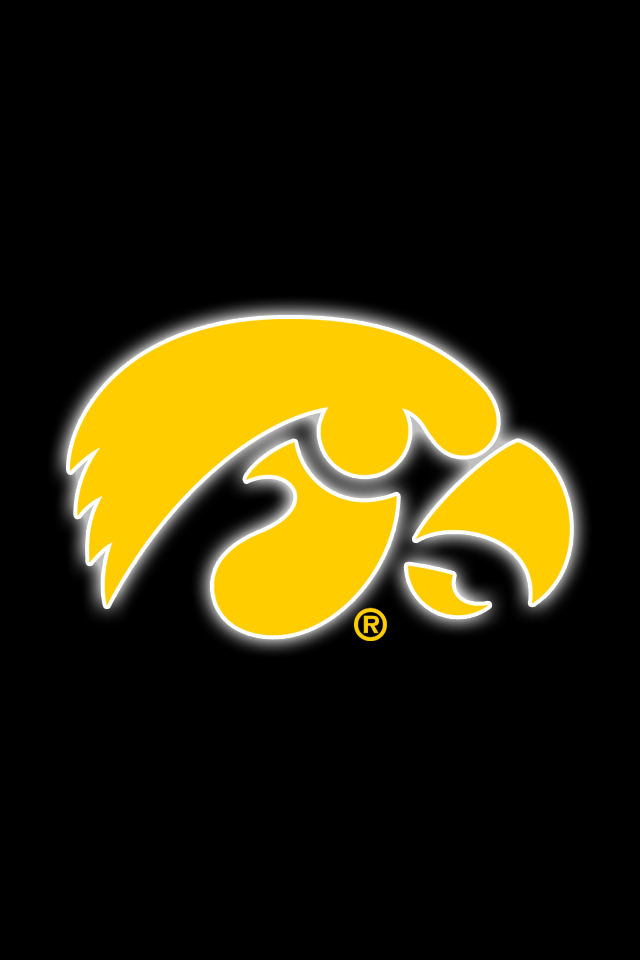 Get A Set Of 18 Officially Ncaa Licensed Iowa Hawkeyes Iphone Wallpapers Sized Precisely For Any Model Of Iphone Iowa Hawkeye Football Hawkeyes Iowa Hawkeyes