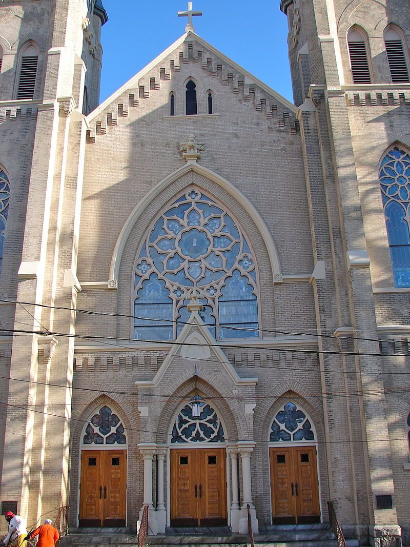 St. Hedwig's Roman Catholic Church in Wilmington, Delaware ...