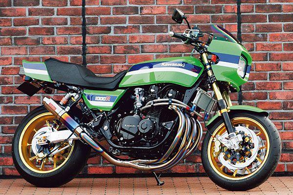 Racing Cafè: Kawasaki Z 1000R No.011 by Bull Dock | custom kawi kz's