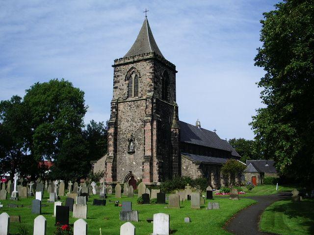 catholic churches in uk | ... Anne's Roman Catholic Church, Ormskirk