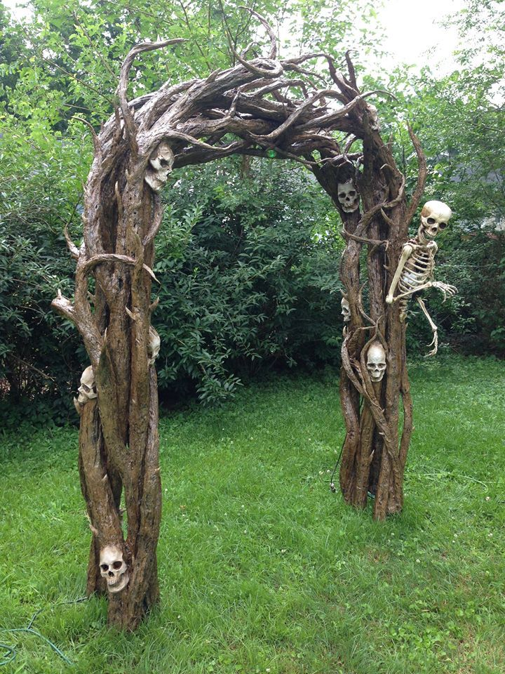 This Is Made From Pool Noodles From Nightfisher On Halloween Forum