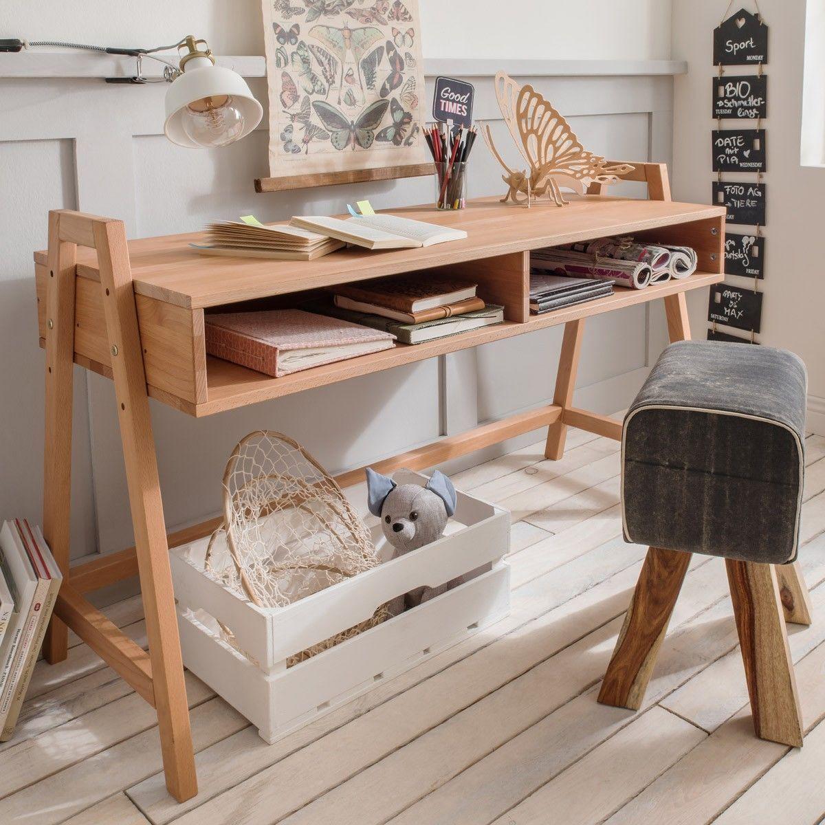 h henverstellbarer schreibtisch 814 aus buche pinterest kinderschreibtisch buchenholz und. Black Bedroom Furniture Sets. Home Design Ideas