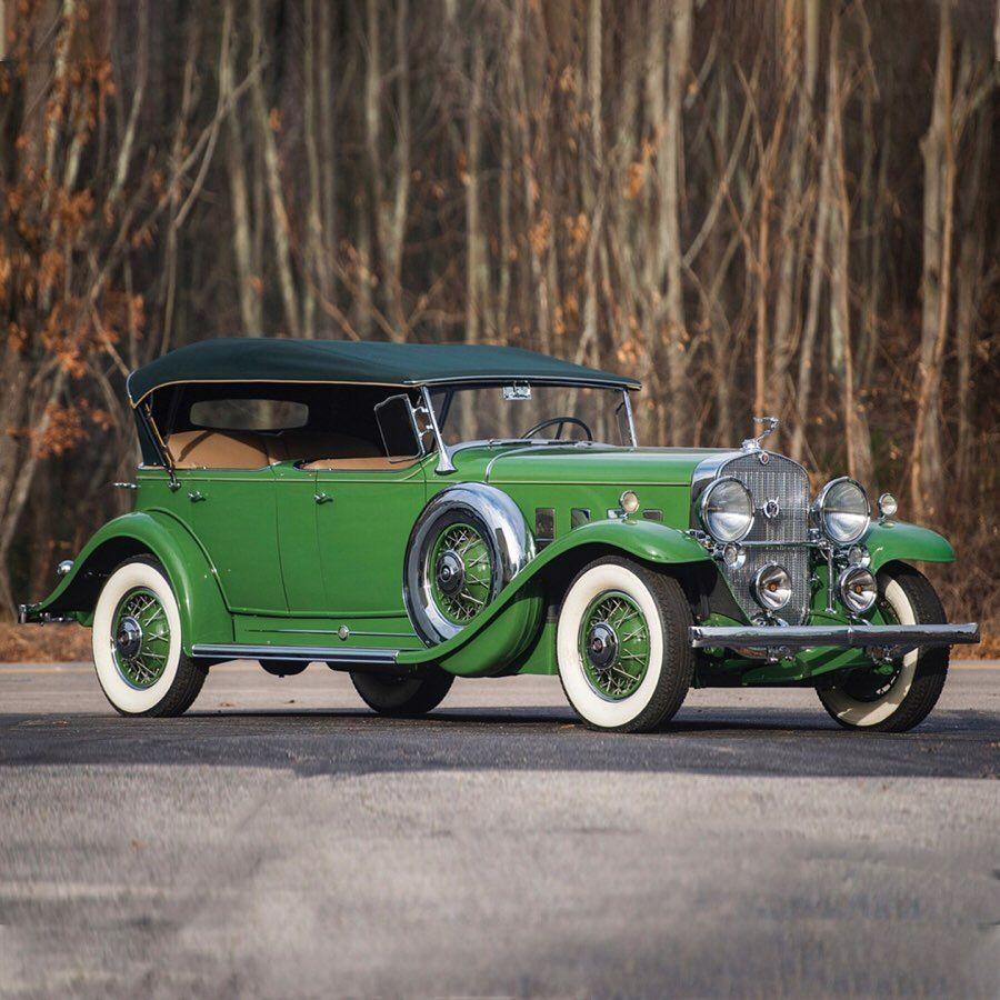 Pin auf Cadillac historisch