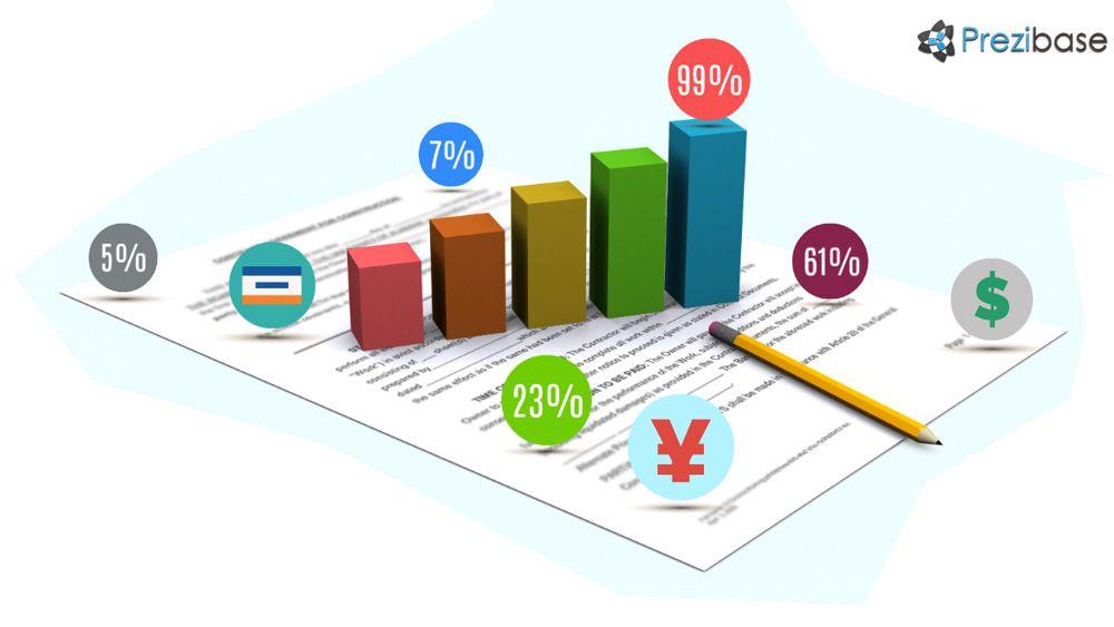 3d business concept document bar graph prezi template prezi 3d business concept document bar graph prezi template accmission Image collections