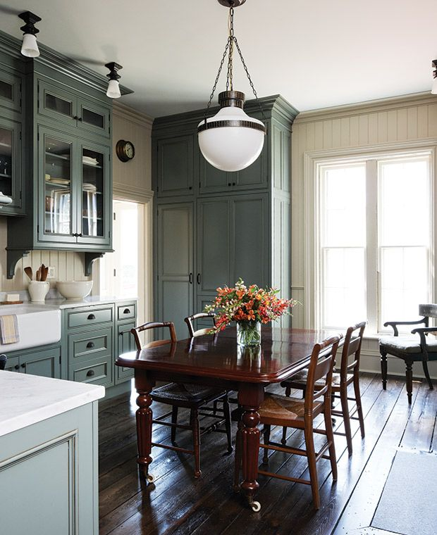 16 Traditional Kitchens With Timeless Appeal #traditionalkitchen