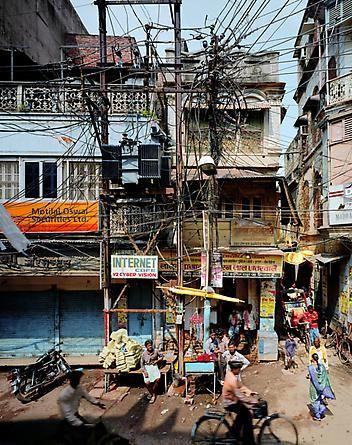 Street of Varanasi