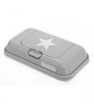 Funkybox Caja Porta Toallitas H/úmedas Aqua Star