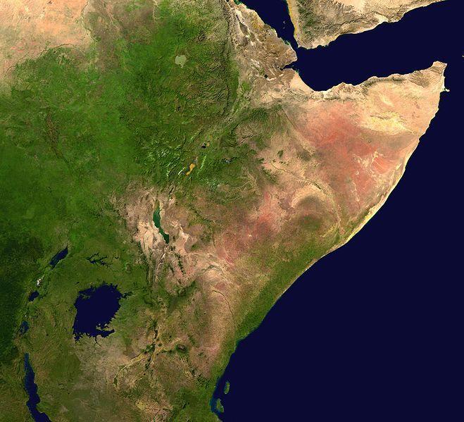 Resultado de imagen de somali peninsula photo