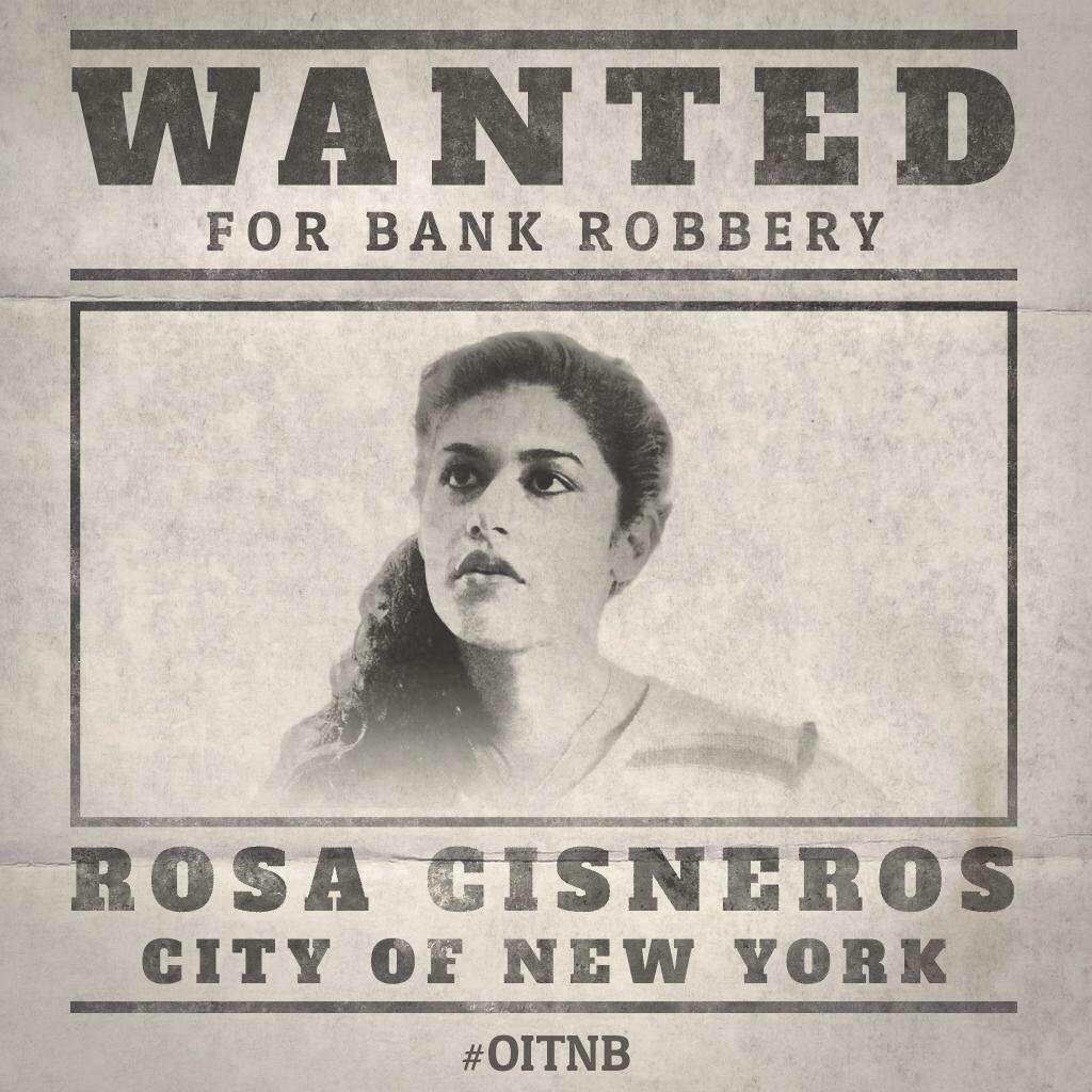 Miss Rosa Oitnb Orange is the new black, Oitnb, Orange