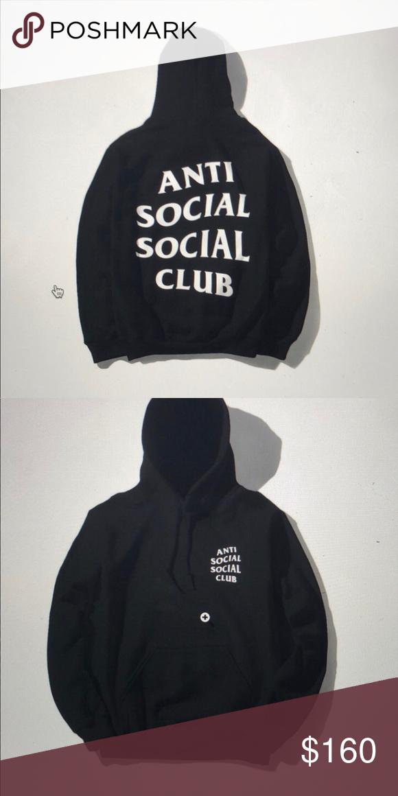 Anti Social Social Club Hoodie Anti Social Social Club Anti Social Social Club Hoodie Social Club