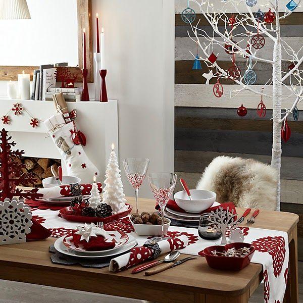 Themes For A John Lewis Christmas John Lewis Christmas Christmas Table Settings Christmas Tablescapes