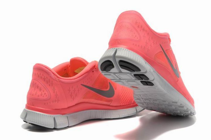 en soldes 88037 090b3 Free Run 3 Baskets Femme Corail | Baskets | Nike free ...