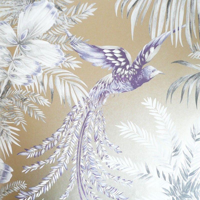 Matthew Williamson Samana Wallpapers Bird of Paradise