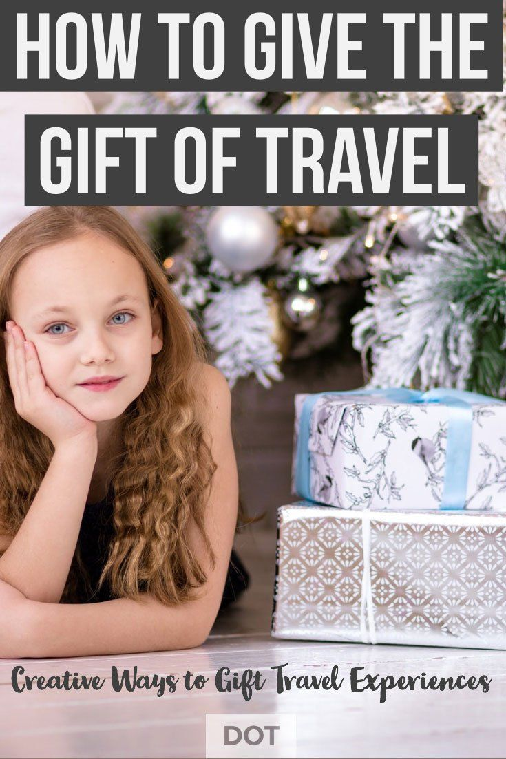 How To Give The Gift Of Travel To Your Family Christmas