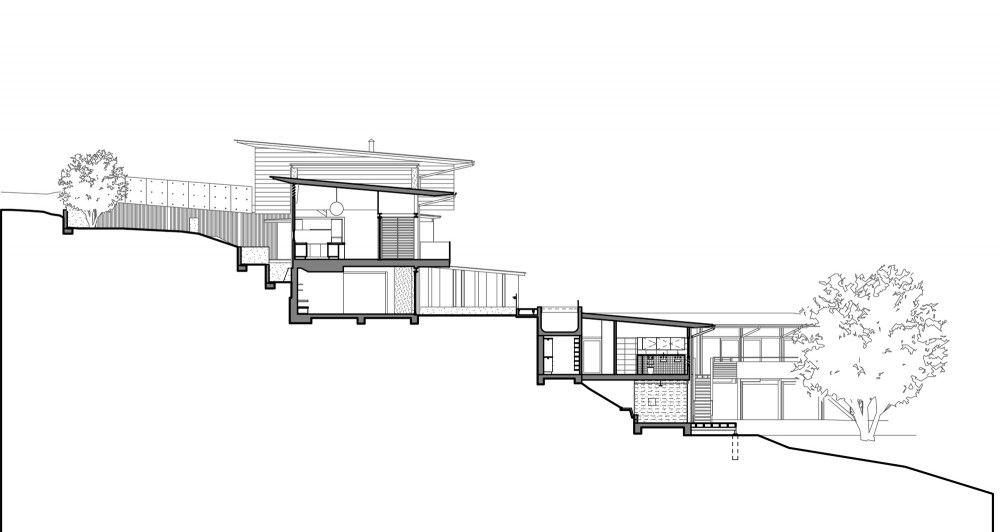 Dudley House / Bourne Blue Architecture | Pinterest | Contours ...