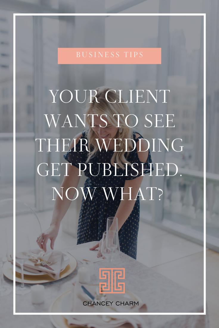 Photo of Cómo asegurarse de que la boda de su cliente esté lista para publicación | Para los planificadores de bodas