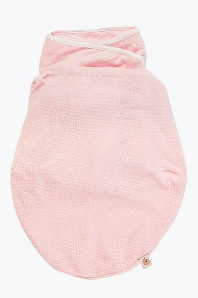 80881678bfa Ergobaby Lightweight Swaddle - Darling Pink